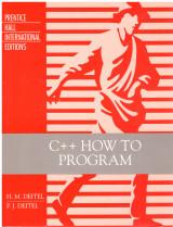 C++: How to Program