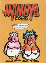 Μαμούθ Comix #1