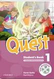 Quest 1 Student's Book (+ CD)