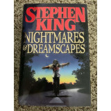 Nightmares & Dreamscapes Stephen King 1st edition 1st print !