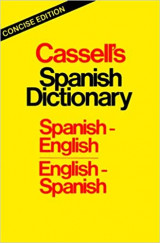 Cassell's Concise Spanish-english, English- spanish Dictionary