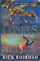 The Lost Hero       Heroes of Olympus