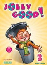 Jolly Good 2 Student's Book (+ Alphabet + Grammar)