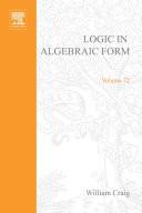 Logic in Algebraic Form