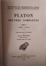 Oeuvres complètes, tome X