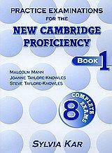 Practice Examinations for the New Cambridge Proficiency Book 1 - Teacher's Book