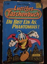 Lustiges taschenbuch du bist ein as, phantomias