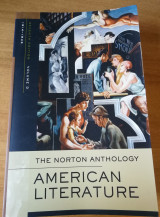 The norton anthology American Literature volume D