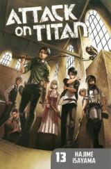 Attack On Titan 13 Volume 13