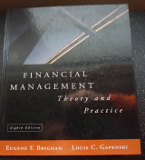 Financial managemant theory and practice