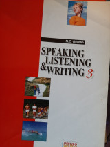 Speaking Listening and Writing 3