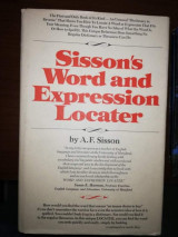 Sisson's Word and Expression Locator