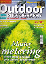 Outdoor photography sept 2008 issue 104