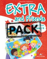 Extra & Friends Pt. B Pupil's Pack 2 (Greece)