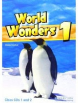 World Wonders 1 Companion (+ Key + CD)