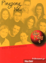 Pingpong Neu: Lehrbuch 1 (German Edition)
