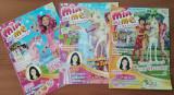 Περιοδικό Mia and Me - Η Μία και Εγώ - 3 Τεύχη Νο 1, 2 & 3