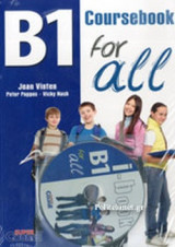 Coursebook for All B1 (+i-Book)