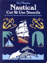 Nautical Cut & Use Stencils
