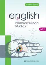 English for Pharmaceutical Studies