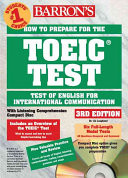 How to Prepare for the TOEIC Test with Audio CDs