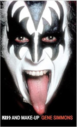 Gene Simmons Kiss And Make Up The Autobiography