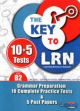 The key to LRN CEF B2 (10+5 tests)