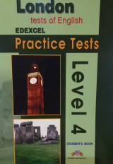 London Tests of English Edexcel Practice Tests Level 4