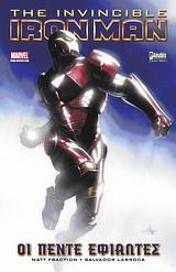 The Invincible Ironman: Οι πέντε εφιάλτες