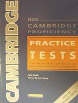 New Cambridge Proficiency Practice Tests