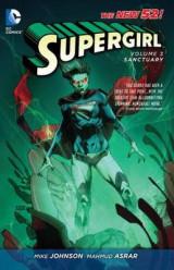 Supergirl Vol. 3 Volume 3 Sanctuary(the New 52)