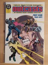 Outcasts #1  (1987) DC