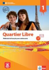 Quartier Libre 1 Methode (+ Audio Cd)