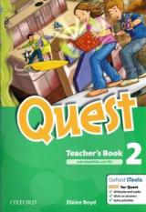 Quest 2 Teacher's Book (+ CD)