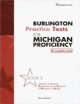 Burlinghton practice tests for michigan proficiency 2 teacher's edition