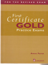 First Certificate Gold