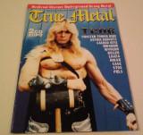True Metal Τευχος 1 Ιουνιος 2002